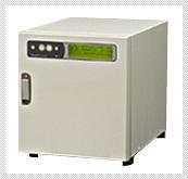 【ガス滅菌器】 エチレンオキサイドガスにより滅菌します。