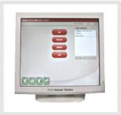 【院内検査情報管理システム】 血液化学検査、血液血球計算、電解質検査、内分泌検査による院内検査結果を一括管理します。